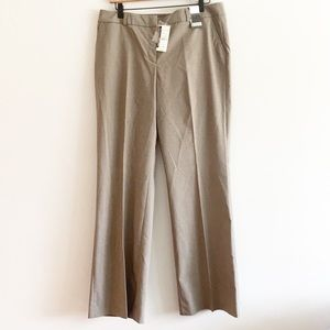 NWT New York And Co Bootuct Flare Trouser Sz 12